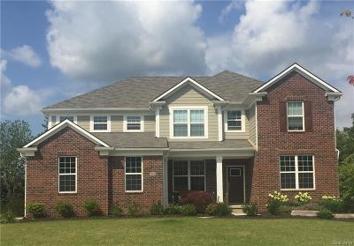 Commerce Twp Single Family Home For Sale: 3025 Dalton Drive