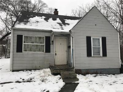 Inkster Single Family Home For Sale: 2118 Harriet