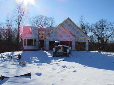 Flat Rock Single Family Home For Sale: 23639 Woodruff