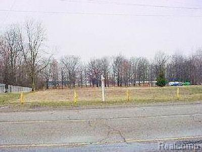 Romulus MI Residential Lots & Land For Sale: $50,000