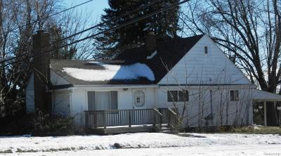 Independence Twp Commercial For Sale: 5905 Waldon Road