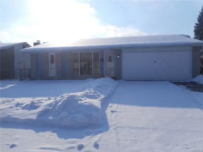 Livonia Single Family Home Contingent - Continue To Show: 35975 Scone Street