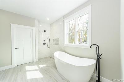 Novi Single Family Home For Sale: 43482 Cottisford Street