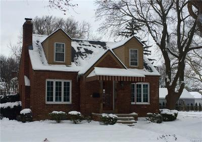 Rochester Single Family Home For Sale: 159 Maywood Avenue