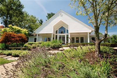 Northville Single Family Home For Sale: 18651 Sheldon Road