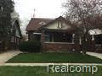 Detroit Single Family Home For Sale: 12627 Birwood Street
