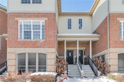 Detroit Condo/Townhouse For Sale: 4307 Miracles Boulevard #23