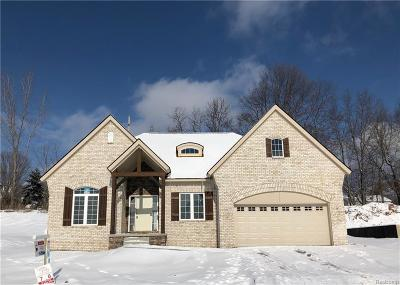 Milford Twp Single Family Home For Sale: 543 Napa Valley Drive