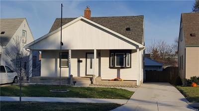 Southgate Single Family Home For Sale: 14809 Windermere Street