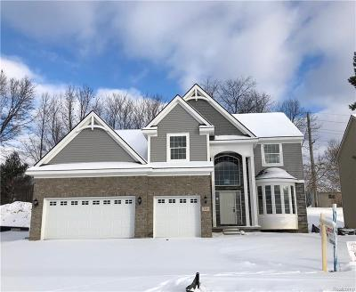 Milford Twp Single Family Home For Sale: 529 Napa Valley Drive