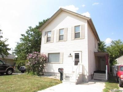Wayne Single Family Home For Sale: 35726 Main Street