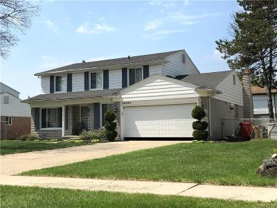 Southfield Single Family Home For Sale: 29451 Marimoor Drive
