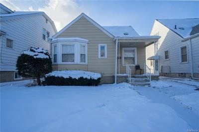 Dearborn Single Family Home For Sale: 6921 Ternes Street