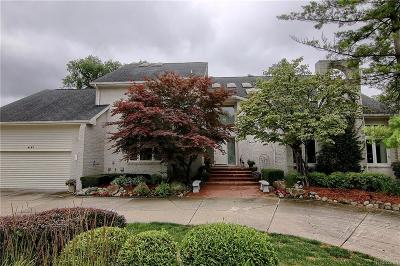 West Bloomfield, West Bloomfield Twp Single Family Home For Sale: 4197 Strathdale Lane