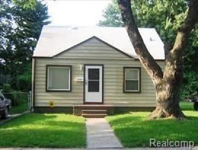 Inkster Single Family Home For Sale: 26224 Stanford Street