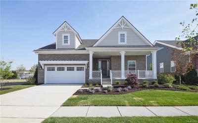 Canton Twp Single Family Home For Sale: 49947 Harding Street