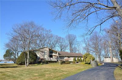 Grosse Ile, Gross Ile, Grosse Ile Twp Single Family Home For Sale: 29550 East River Road