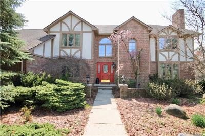 Farmington Hills Single Family Home For Sale: 34167 Lyncroft Court