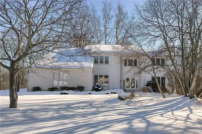 Farmington Hills Single Family Home For Sale: 30600 Sudbury Court