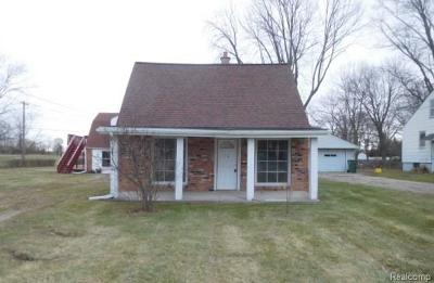 Southgate Single Family Home For Sale: 14875 Reeck Road