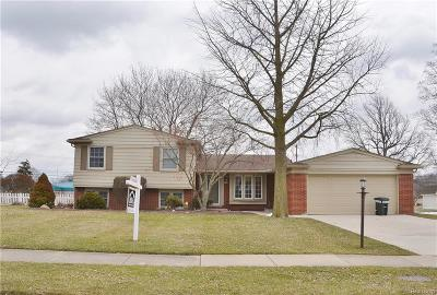 Grosse Ile, Gross Ile, Grosse Ile Twp Single Family Home For Sale: 21647 Canterbury Avenue
