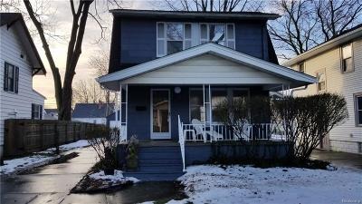 Birmingham Single Family Home For Sale: 1292 Davis Avenue