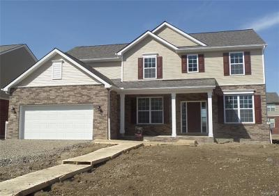 Canton Twp Single Family Home For Sale: 975 Sumter Drive