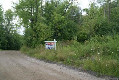 West Bloomfield Twp MI Residential Lots & Land For Sale: $209,000