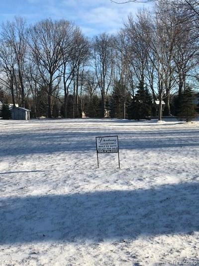 Sterling Heights Residential Lots & Land For Sale: 41742 Utica Road