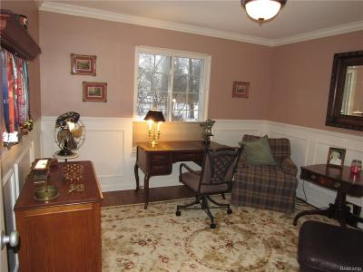Bloomfield Hills MI Condo/Townhouse For Sale: $219,900