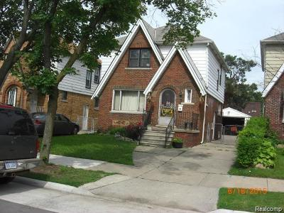 Dearborn Single Family Home For Sale: 6416 Hartwell Street