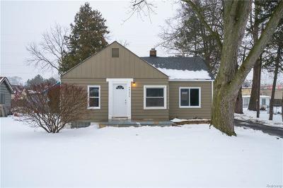 Farmington Hills Single Family Home For Sale: 28624 Grayling Avenue
