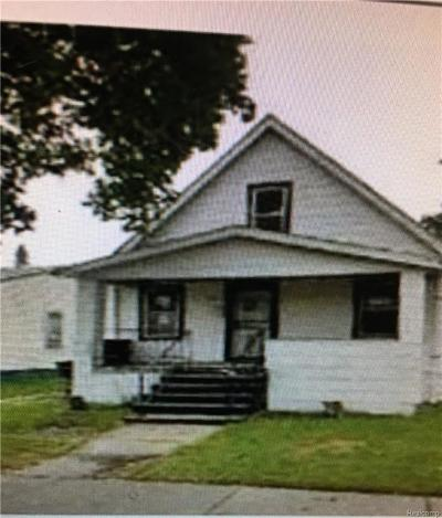 Macomb County, Oakland County, Wayne County Single Family Home For Sale: 7434 Buhr Street