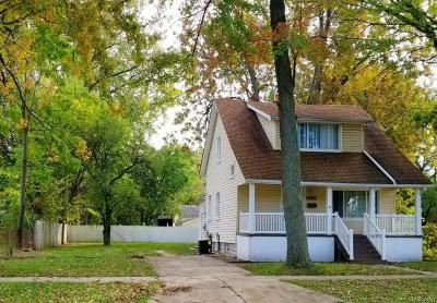 Dearborn, Dearborn Heights Single Family Home For Sale: 25721 Yale Street
