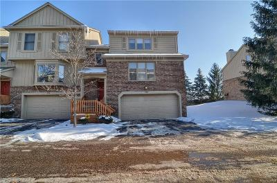 West Bloomfield, West Bloomfield Twp Condo/Townhouse For Sale: 4204 Breckenridge Drive #83