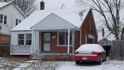 Detroit Single Family Home For Sale: 5210 Chatsworth Street