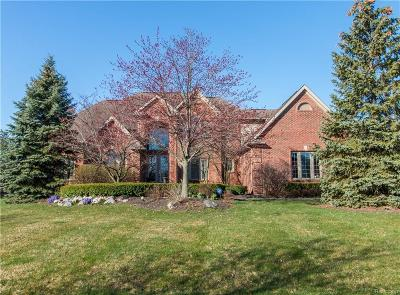 Northville Single Family Home For Sale: 44289 Deep Hollow Circle