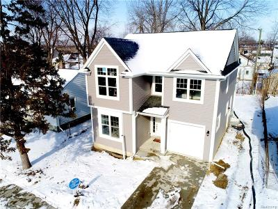 Ferndale Single Family Home For Sale: 1121 Rosewood Street