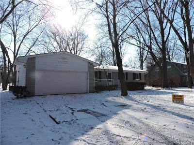 Grosse Ile, Gross Ile, Grosse Ile Twp Single Family Home For Sale: 8179 Ferry Road