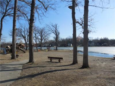 West Bloomfield Twp Residential Lots & Land For Sale: Lots Edwood Ave