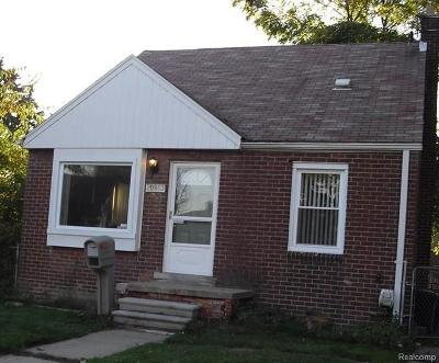Warren Single Family Home For Sale: 20813 Syracuse Avenue