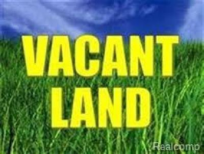 Livonia Residential Lots & Land For Sale: 27416 Sunnydale Street