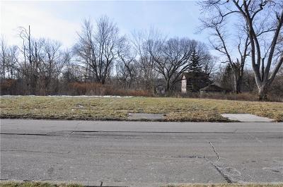 Detroit Residential Lots & Land For Sale: 421 Ashland Street