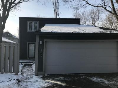Single Family Home For Sale: 5430 Inkster Road