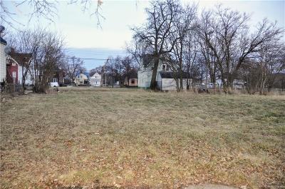 Detroit Residential Lots & Land For Sale: 4626 Joseph Campau Street