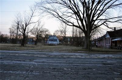Detroit Residential Lots & Land For Sale: 4135 McDougall Street