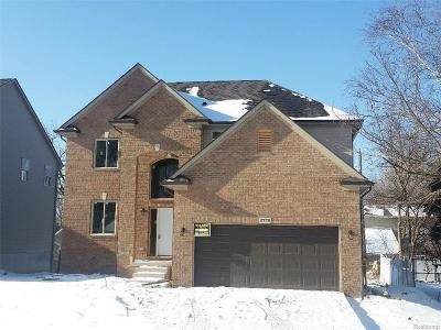 Macomb County, Oakland County Single Family Home For Sale: 2776 Hartline Drive