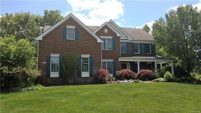 Milford Twp Single Family Home For Sale: 3227 Hanover Drive