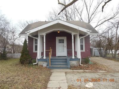 Ann Arbor, Ann Arbor (c), Ann Arbor Twp, Ann Arbpr Single Family Home For Sale: 3122 Platt Road