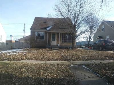 Wyandotte Single Family Home For Sale: 3615 14th